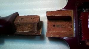 楽器修理~セットネック